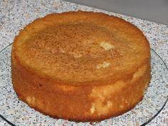 влажный бисквит рецепт фото