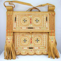 Native American  Medicine  Bag