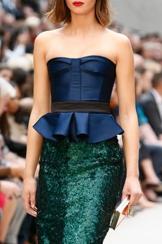 Burberry Prorsum Spring 2013 RTW - Review - Collections - Vogue