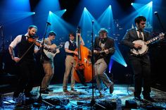 Punch Brothers debut on ACL