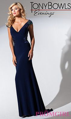 ea3b171c5e Long Prom Dresses and Formal Prom Gowns - PromGirl - PromGirl