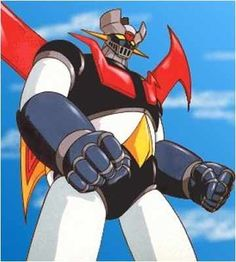 Mazinger - my brother's favourite show when we were little.