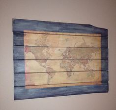 World map pallets graffiti spray paint street art stencil pallet wood map door perfimperfdesigns op etsy httpsetsy gumiabroncs Image collections