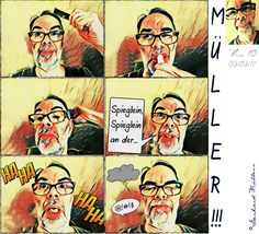 https://www.facebook.com/ComicMueller Müller - Der Comic - Nr. 10 *  Witze und Sprüche