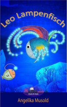 Buchcover Leo #Lampenfisch