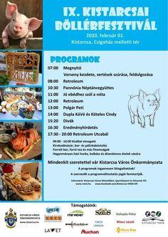 Kistarcsai Böllérfesztivál 2020 - Programturizmus Ale, Sport, Chicken, Food, February, Deporte, Ale Beer, Sports, Essen