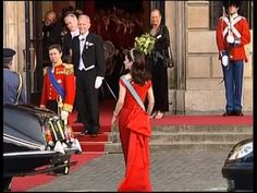 2004--crown princess mary of denmark red - Google Search