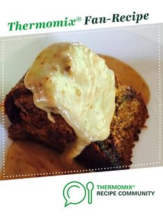Recipe Sticky Date Pudding - Paleo by Jo Stewart, learn to make this recipe easily in your kitchen machine and discover other Thermomix recipes in Desserts & sweets. Almond Recipes, Gluten Free Recipes, Sticky Date Pudding, Sweets Recipes, Desserts, Sweets Cake, Paleo Dessert, Coconut Sugar, Clean Eating Recipes