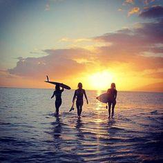 Surfs up Summer