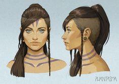 Dita Phantasma: Jun Design by DjamilaKnopf.deviantart.com on @DeviantArt: