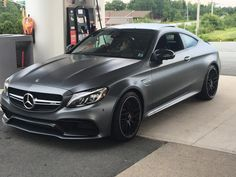 Pin#9 My favorite car is Mercedes Benz  AMG C63s Coupe. I want to get this car so much. It has V8 engine. It is a very powerful car. I want to have this car when I get in to university, so that I will have the money for the gas. Because this car have the 4.0 displacement. It need a lot of gas. I also really this color. It is my favorite color, and it also the best color with Mercedes.