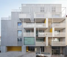 APARTMENT BUILDING AND DESIGN APARTMENTS BY ADNBA . BUCHAREST . 2014