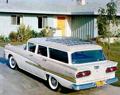 1958 Ford Station Wagon