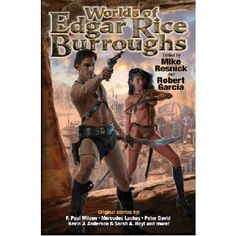 The Worlds of Edgar Rice Burroughs Paperback Introducing eleven new tales set in the legendary worlds of Edgar Rice Burroughs by top science fiction and fantasy writers including Joe Lansdale Mercedes Lackey Sarah Hoyt and Mike Resnick (Barcode  http://www.MightGet.com/january-2017-13/the-worlds-of-edgar-rice-burroughs-paperback.asp