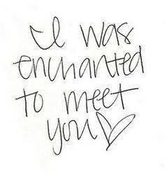 Enchanted - Taylor Swift #lyrics