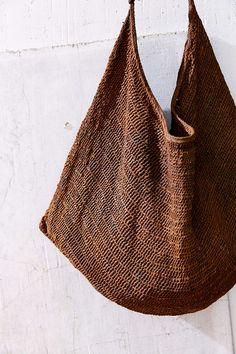 urbnite:Vintage Tibetan Sling Bag