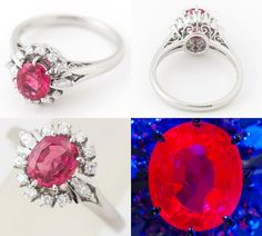 Mikimoto Ruby ring. Pt950, 5.5g,  (R. 1.17ct, 7.36×5.82×3.12mm) 非加熱、ビルマ産
