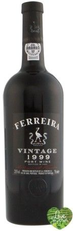 Love Your Table - Ferreira Vintage Port Wine 1999, €99,99 (http://www.loveyourtable.com/Ferreira-Vintage-Port-Wine-1999/)