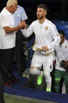 Ramos #footballislife