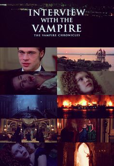 Interview with the Vampire-Visually stunning pics into one!