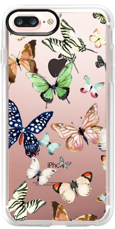 Casetify iPhone 7 Plus Case and iPhone 7 Cases. Other Butterfly iPhone Covers - Butterflies by Inslee Fariss | Casetify