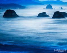 Oregon coast - Canon Beach - Haystack Rock - Ecola State Park -  home decor fine art print - 11x14 photograph on Etsy, $45.00