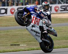 Jorge Lorenzo MOto GP HD Wallpaper 2012