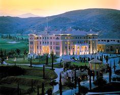 Hotel Villa Padierna - Marbella, Spain