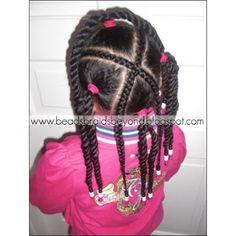 Braids for Kids – 40 Splendid Braid Styles for Girls Little Girl Braids, Braids For Kids, Girls Braids, Children Braids, Kid Braids, Children Hair, Lil Girl Hairstyles, Natural Hairstyles For Kids, Natural Hair Styles