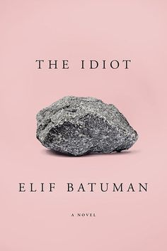 The Idiot by Elif Batuman | The 32 Most Exciting Books Coming In 2017