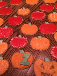 Cut out cookies 🎃