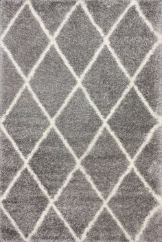 nuLOOM designs a variety of area rugs and runners ideal for anywhere inside your home including living rooms, bedrooms and dining rooms. nuLOOM curates affordable rugs in many styles like shag rugs, cowhide Grey Rugs, Beige Area Rugs, Ivory Rugs, Moroccan Area Rug, Geometric Rug, Rugs Usa, Contemporary Area Rugs, How To Clean Carpet, Diamond Pattern