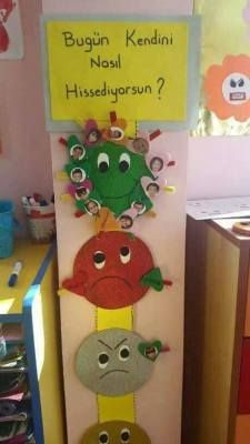 You are in the right place about Montessori Education Here we offer you the most beautiful pictures Class Decoration, School Decorations, Emotions Activities, Preschool Activities, Preschool Crafts, Crafts For Kids, Montessori Education, English Activities, Gifted Kids