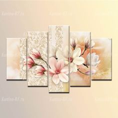 Doing the layering of smaller canvases Acrylic Painting Lessons, Painting & Drawing, Watercolor Paintings, Multiple Canvas Art, 3 Panel Wall Art, 3 Piece Art, Fruit Painting, Indian Art Paintings, Art Decor