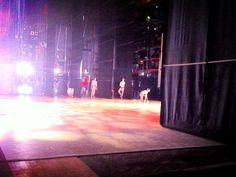 Twitter / chr_magnus: Unsung from backstage #dans2go ...