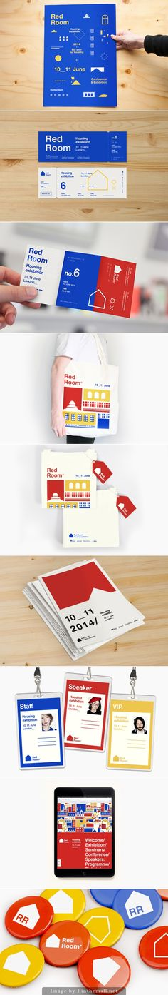 Red Room #branding #inspiration #primiracolor