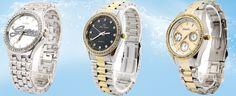 Crystal Glamour - Swarovski, Ceasuri , Seturi - Cea mai variata gama de bijuterii cu Swarovski Mai, Rolex Watches, Swarovski, Fashion, Moda, Fasion, Fashion Illustrations, Fashion Models