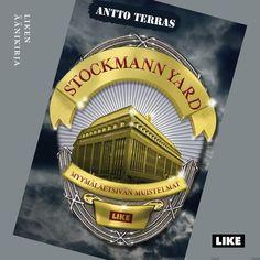 """Kirja joka maksaa itsensä takaisin jo ensimmäisellä kauppareissulla! Myymälävarkaan löytäminen Stockmannin asiakasvirrasta vaatii pelisilmää ja tilannetajua. Stockmann Yard paljastaa, kuinka maamme ainoa yksittäisen kauppaliikkeen oma """"turvallisuuspalvelu"""" toimii.Kirjassa esitellään omina lukuinaan muun muassa legendaa Anton, Safari, Convenience Store, Youtube, Instagram, Convinience Store, Youtubers, Youtube Movies"""