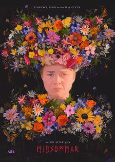 Freya Betts 'Midsommar' #freyabetts #illustrator #illustration #digitalart #midsommar #art #artist #photoreal #midsommar