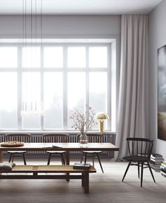 Swedish Apartment Design | oscar properties 7