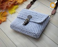 Penye ipten çanta modelleri France is an independent nation in Western Europe and the biggest market of a large overseas administration. Bag Crochet, Crochet Clutch, Crochet Handbags, Crochet Art, Crochet Purses, Crochet Patterns, Yarn Bag, Craft Bags, Knitting Accessories