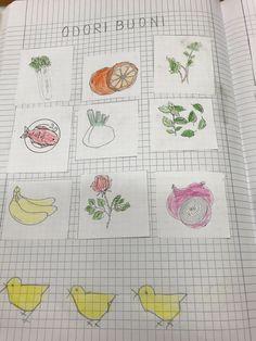 I cinque sensi, classe prima – Maestra Mihaela Interactive Notebooks, Teaching, English, Fun, Geography, Alphabet, School, Ideas, English Language