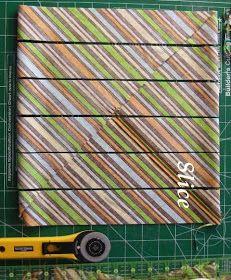 Easy peasy binding..... My Sweet Prairie: * Binding 1-2-3r