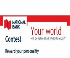 National Bank of Canada Contest: Win 1 of 5 $1,000 Cash Prizes
