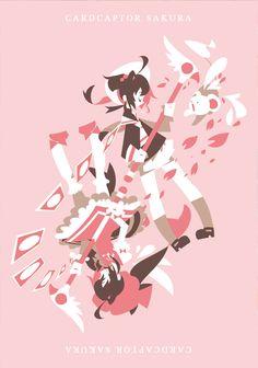 Cardcaptor Sakura | CLAMP | Madhouse / Kinomoto Sakura / 「魔法少女達」/「透子」のイラスト [pixiv] [03]