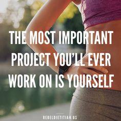 Self-Improvement :)