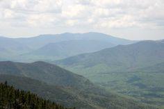 Vue mont Carrigian, New Hampshire, mai 2016 (Lafayette) New Hampshire, Mountains, Nature, Travel, Mountain Range, Naturaleza, Viajes, Destinations, Traveling