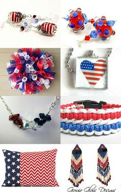 Fly your Flag! by Sharon Rook-Orella on Etsy--Pinned with TreasuryPin.com