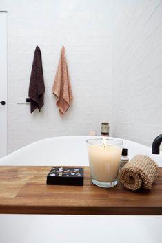 The Block 2021 Guest Ensuite Reveal from Tanya & Vito Timber Vanity, Toilet Suites, Terrazzo Flooring, Classic Bathroom, Brass Fittings, Marble Effect, Vanity Units, Keep It Simple, Bathroom Interior Design