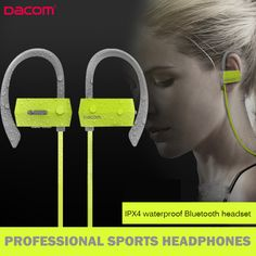 >> Click to Buy << Original DACOM G18 Sports Wireless Bluetooth Earphones Stereo Earbuds Headset Bass Headphones with Mic In-Ear for iPhone Samsung #Affiliate